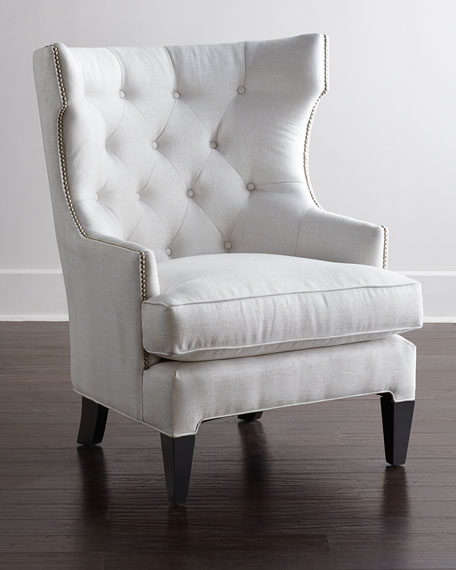 Helena Tufted Chair