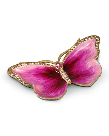 Juliet Butterfly Trinket Tray