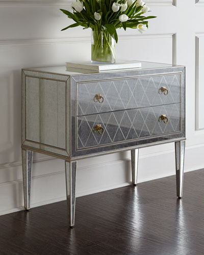 Blakely Mirrored Chest