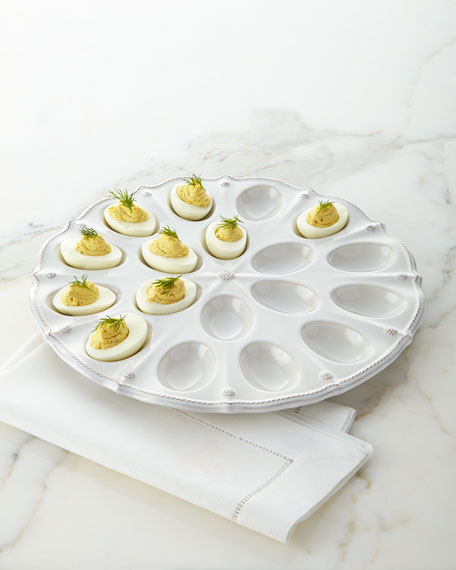 Berry & Thread Deviled Egg Platter