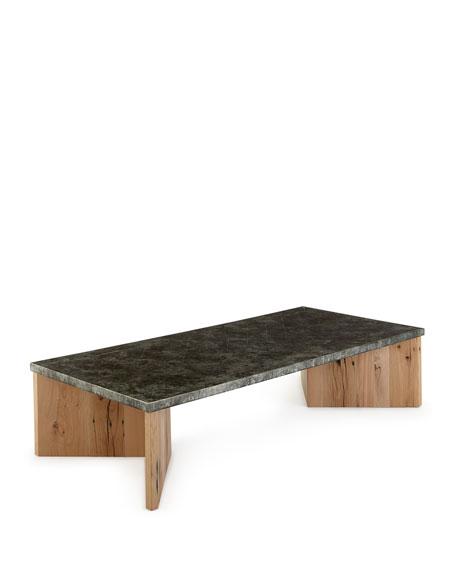 Alva Zinc Coffee Table - Regina Andrew Design Alva Zinc Coffee Table