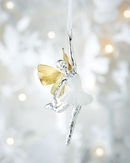michael aram ballerina christmas ornament