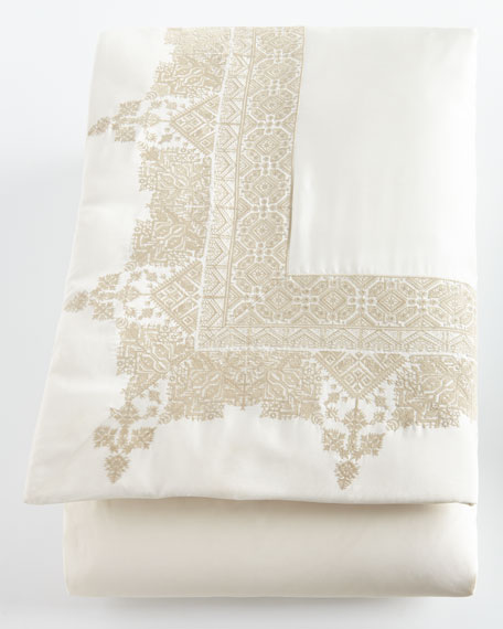 Queen Mirabell Duvet Cover