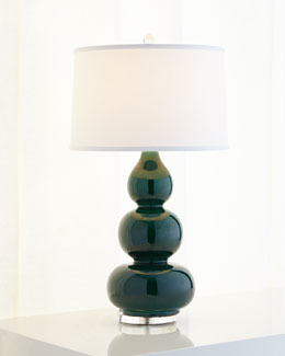 Midori Emerald-Green Lamp
