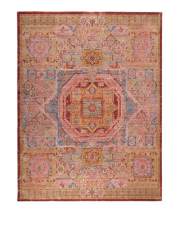 Moonglow Rug, 5' x 8'