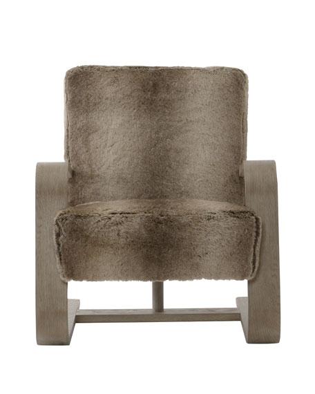 Augusta Faux-Fur Chair
