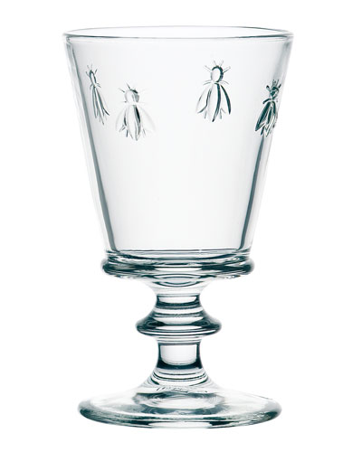 Bee Water Glasses  Set of 6