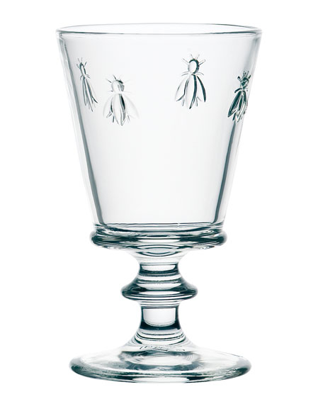 Bee Water Glasses, Set of 6