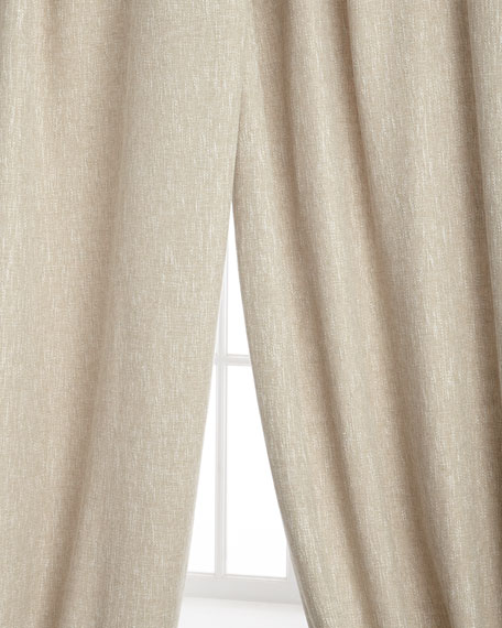 "Each 55""W x 108""L Brookline Curtain"