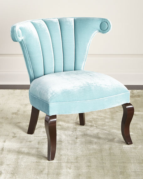 kylie channel tufted chairs pair channel tufted furniture
