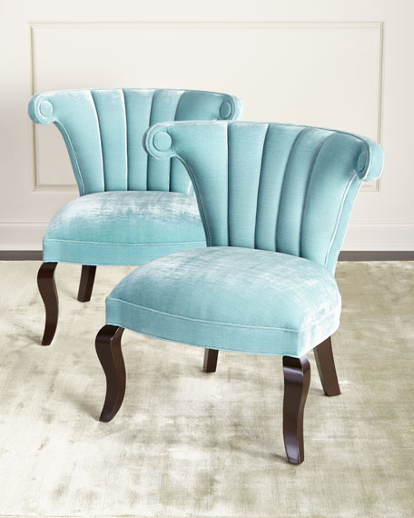 haute housekylie channel tufted chair channel tufted furniture