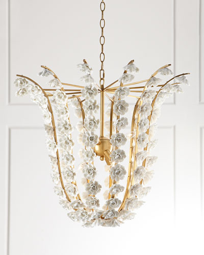 Petal 6-Light Chandelier