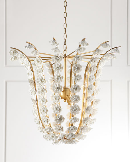 Petal 6-Light Chandelier