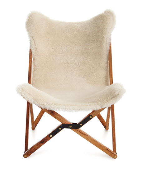Dollie Sheepskin Chair