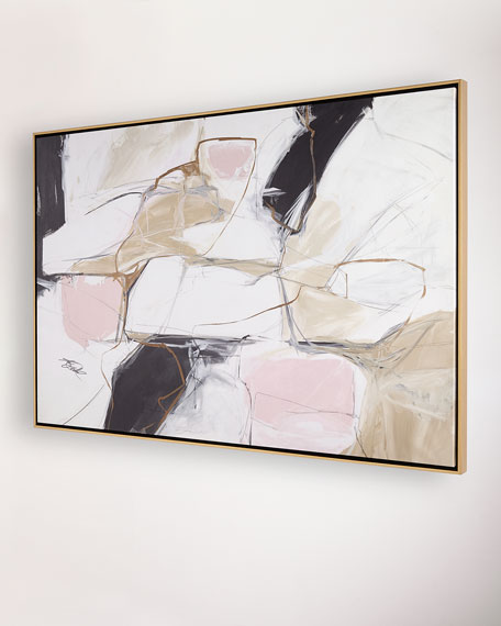 """""""Twombly"""" Giclee on Canvas Wall Art"""