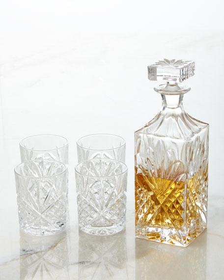 Dublin Whiskey Set, 5-Piece Set