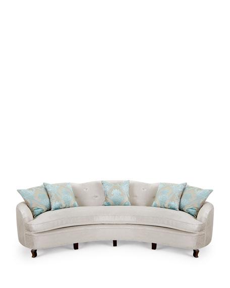 L'Amour Tufted Sofa
