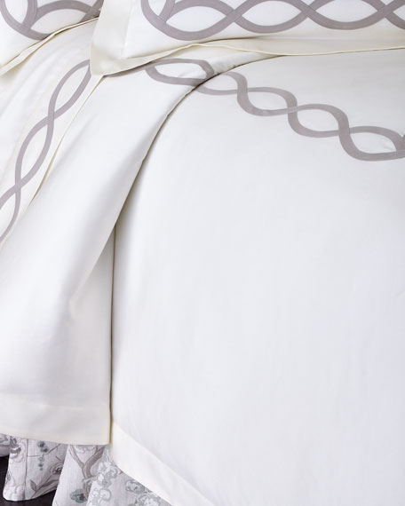 Queen Arcadia Duvet Cover
