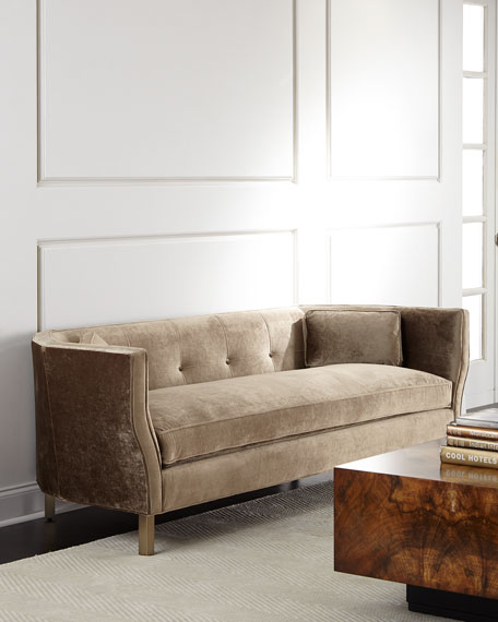 Gentil Betsey Button Tufted Sofa
