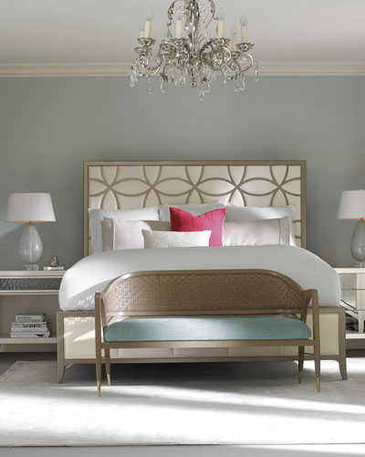 Quinsenberry King Bed