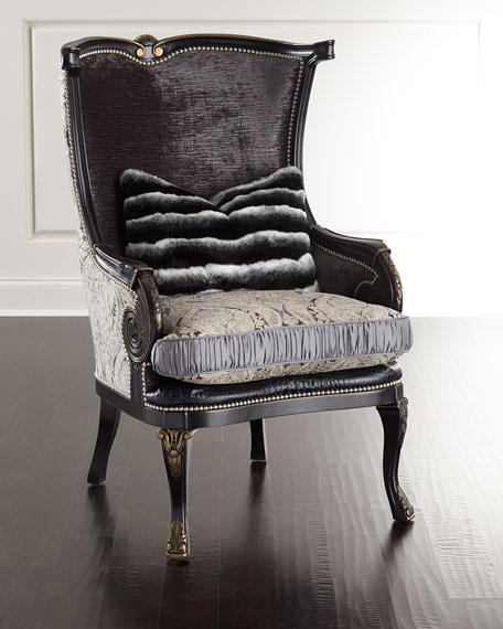 Massoud Elsmere Wing Chair