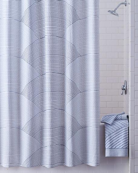Sazid Shower Curtain