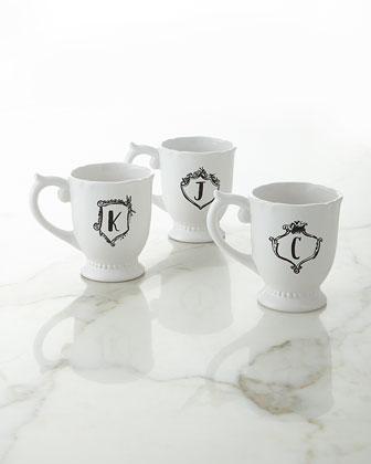 Francoise Alphabet Mug