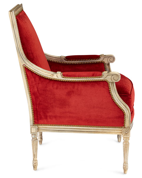 Canyon Red Chair