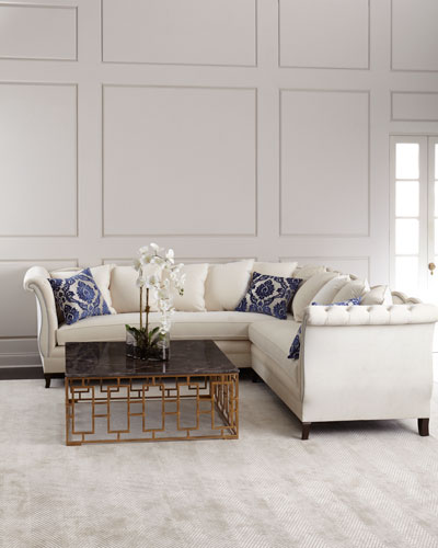 Gigi Sectional Sofa