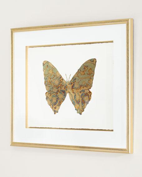 """""""Shimmering Butterfly V"""" Artwork"""