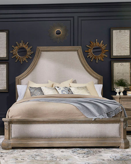 Baird King Upholstered Bed