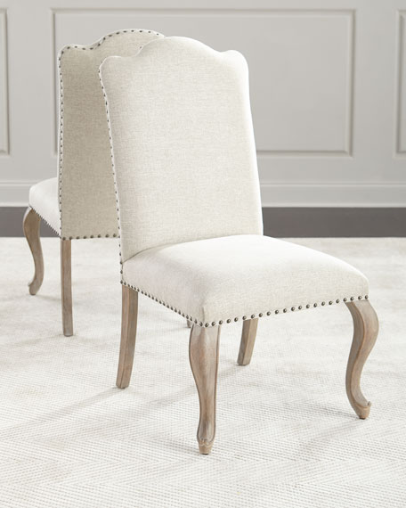 Campania Side Chairs, Set of 2