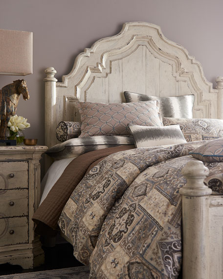 Adelina California King Panel Bed
