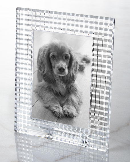 Baccarat Eye Photo Frame