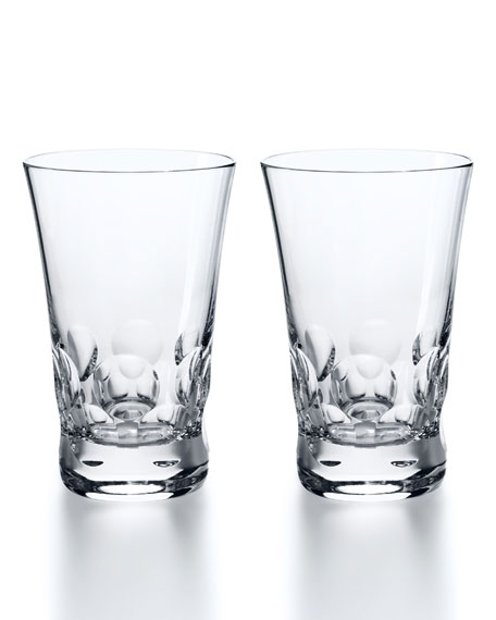 Baccarat Beluga Highballs, Set of 2
