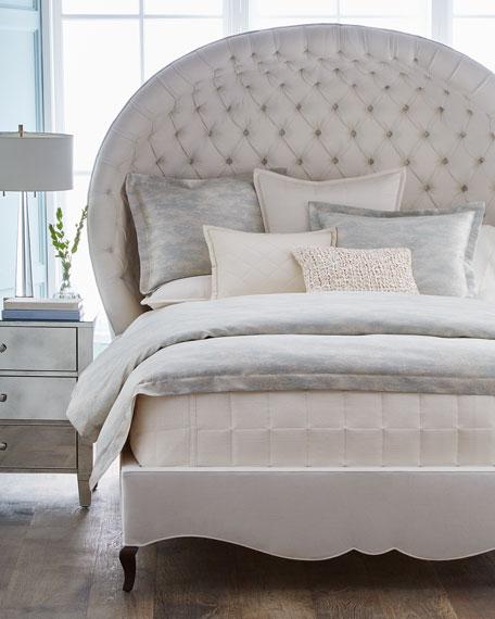Papillion Queen Balloon Bed