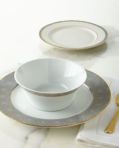 12-Piece Manhattan Dinnerware Service