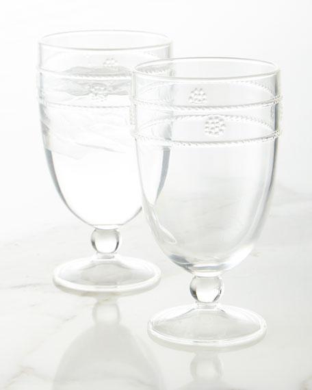 Isabella Acrylic Goblet