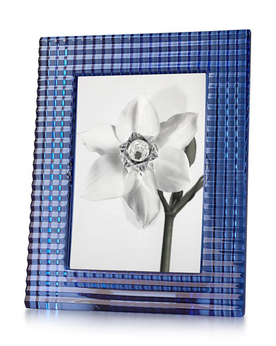 Blue Eye Picture Frame  5 x 7