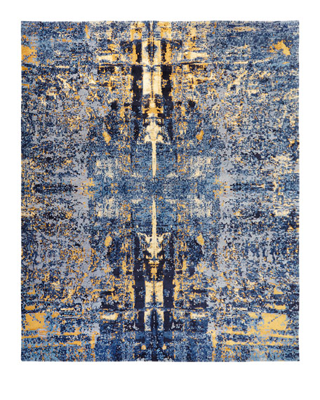 Jubilee Rug, Twilight, 9' x 12'