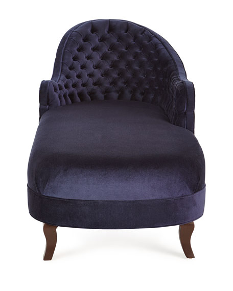 Julia Tufted Chaise