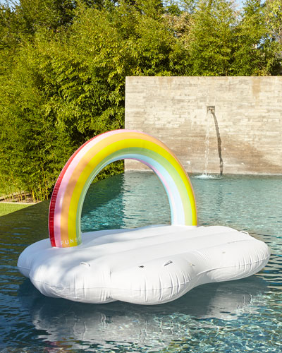Rainbow Cloud Daybed