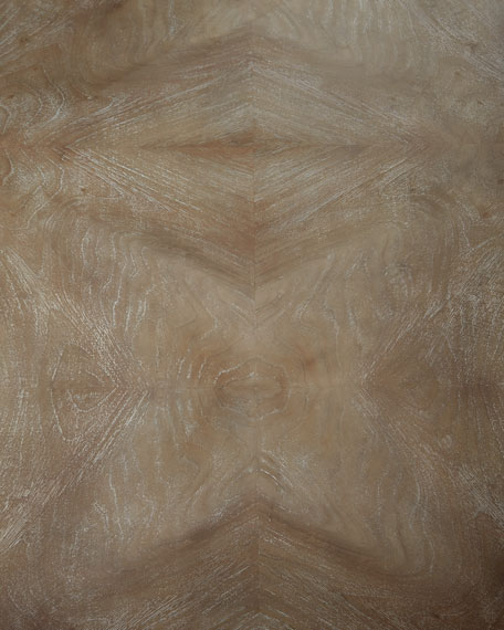 Manhattan Walnut Curl Coffee Table