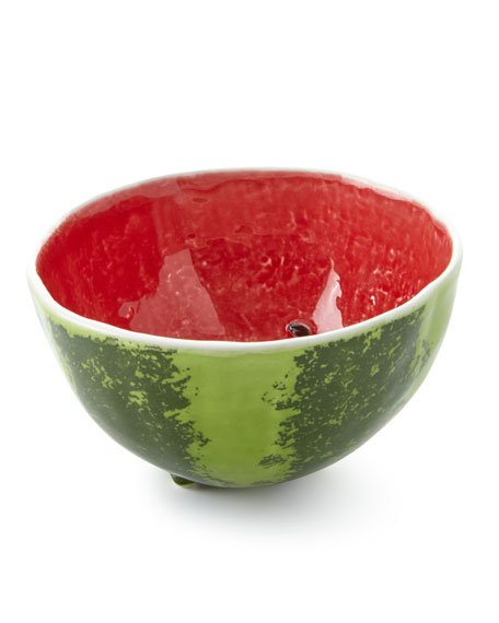 Watermelon Bowls, Set of 4