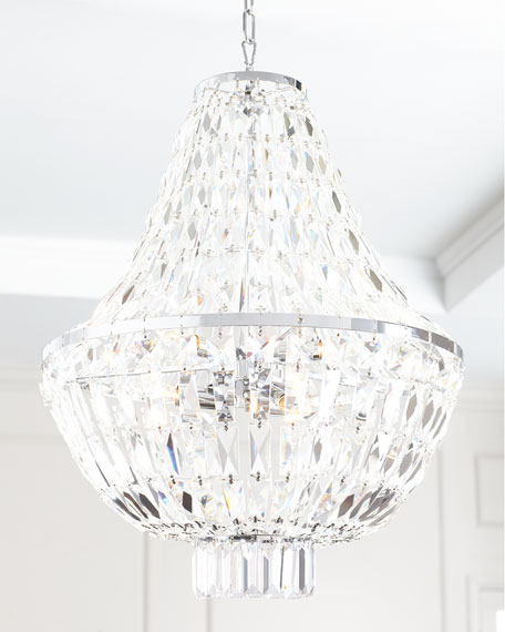 Finland Crystal Chandelier