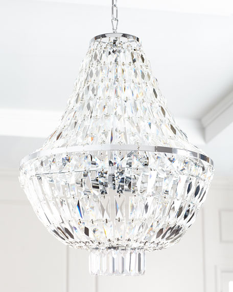 Rossborough 8 Light Crystal Chandelier Amp Cord Cover