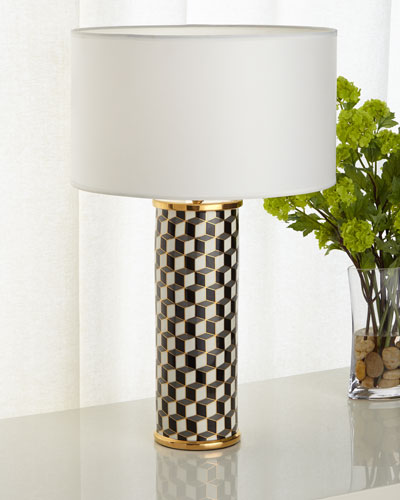 Carnaby Lamp  Black