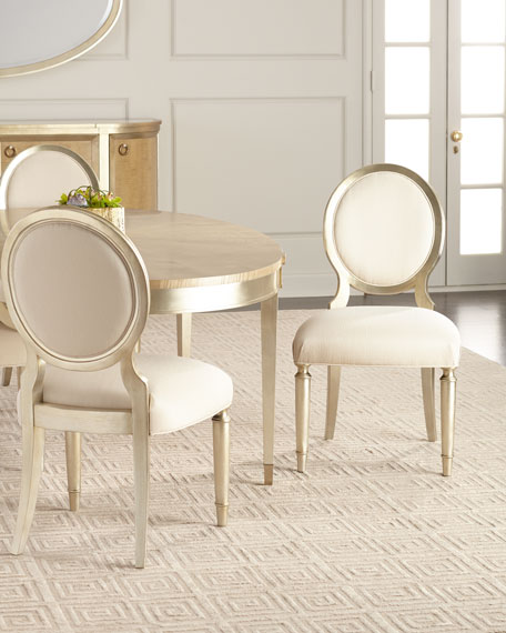 May I Join You? Side Chairs, Set of 2