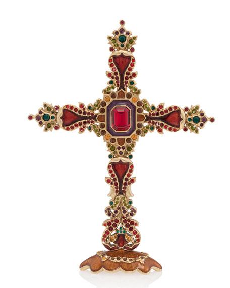Jeweled Cross