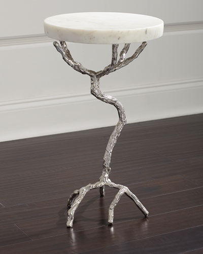 Twisted Martini Table